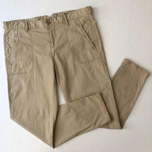 Calvin Klein Skinny Cut Khaki Pants